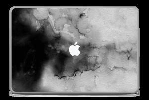 "Stilig i svart Skin MacBook Pro 17"" -2015"