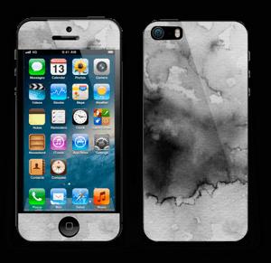 Stilig i svart Skin IPhone 5s