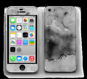 Stilig i svart Skin IPhone 5c