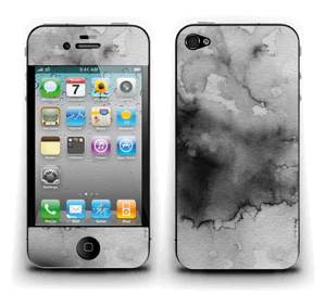 Stilig i svart Skin IPhone 4/4s