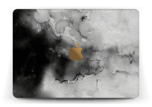 Stilig i svart Skin MacBook 12