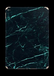 Grønn og svart marmor Skin IPad Air 2