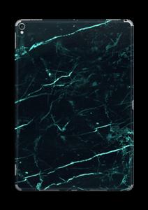 Preto e verde Skin IPad Pro 10.5