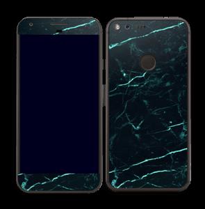 Marbre vert Skin Pixel XL