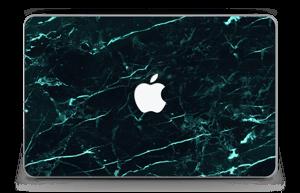Grønn og svart marmor Skin MacBook Air 11
