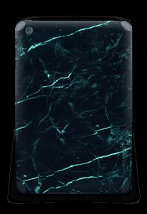 Grønn og svart marmor Skin IPad mini 2 back