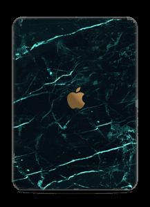 Preto e verde Skin IPad Pro 12.9
