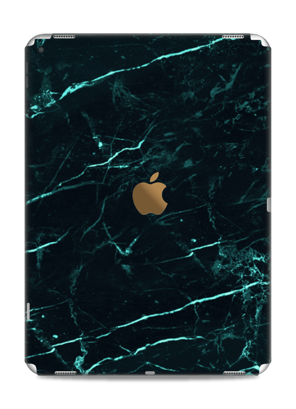 Green, green marble