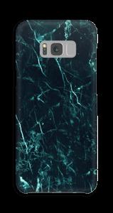 Marbre vert Coque  Galaxy S8 Plus