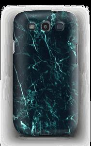 Mármore turquesa Capa Galaxy S3