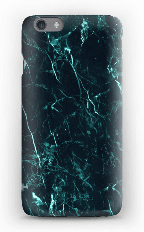 Türkiser Marmor Handyhülle IPhone 6s