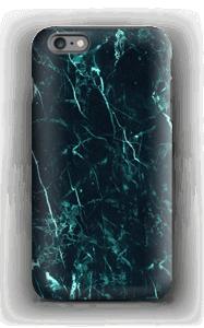Vihermarmori kuoret IPhone 6s Plus tough
