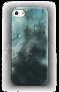 Sinivesiväri kuoret IPhone 5/5S