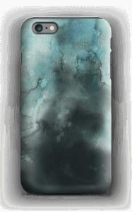 Grønne vandfarver cover IPhone 6 Plus tough