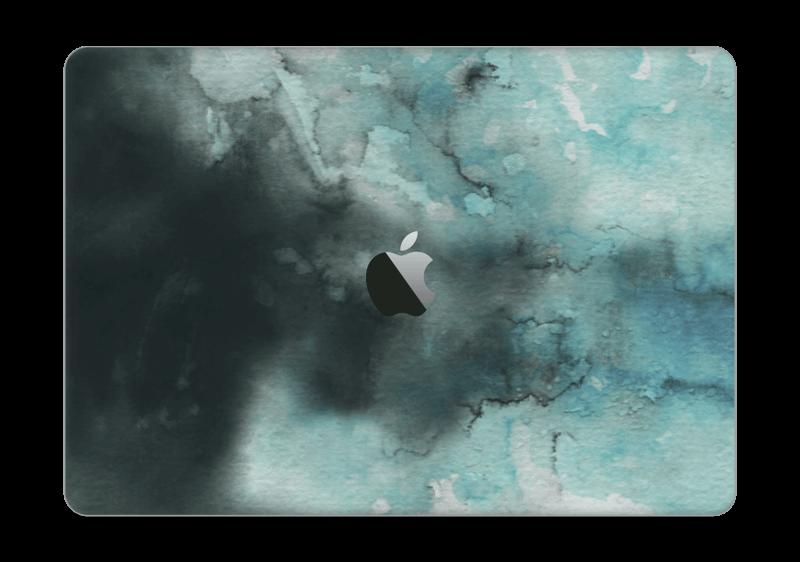 """Dempede grågrønne farger Skin MacBook Pro 13"""" 2016-"""