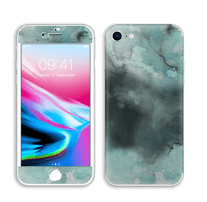 Cores suaves Skin IPhone 8