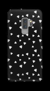 White diamonds Coque  Galaxy S9 Plus