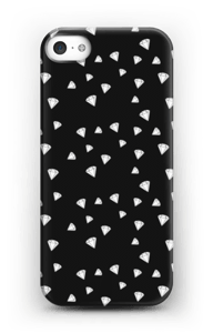 White diamonds Coque  IPhone 5/5S