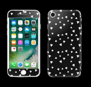 Svarte diamanter Skin IPhone 7