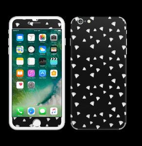Svarte diamanter Skin IPhone 6 Plus