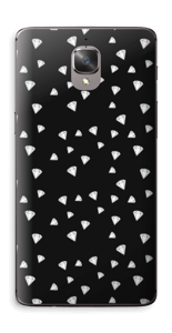 Svarte diamanter Skin OnePlus 3