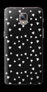 Svarte diamanter Skin OnePlus 3T