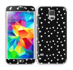 Svarte diamanter Skin Galaxy S5