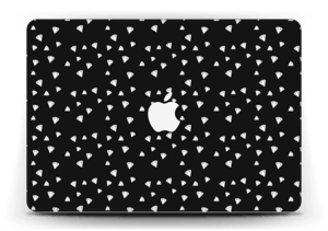Svarte diamanter Skin MacBook Air 13""