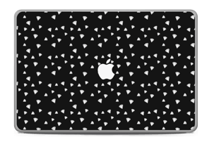 "Svarte diamanter Skin MacBook Pro 17"" -2015"