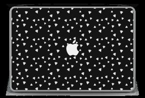 "Svarte diamanter Skin MacBook Pro 15"" -2015"