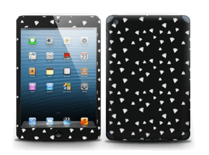 White diamonds Skin IPad mini 2