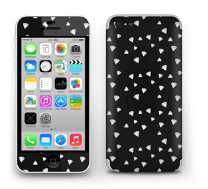 Svarte diamanter Skin IPhone 5c