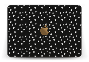 Svarte diamanter Skin MacBook 12""