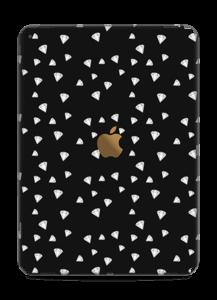 Svarte diamanter Skin IPad Pro 12.9
