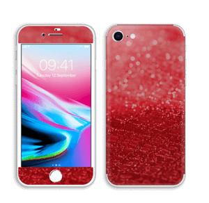 Juleglitter Skin IPhone 8