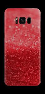 Juleglitter Skin Galaxy S8