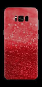 Juleglitter Skin Galaxy S8 Plus