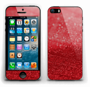Juleglitter Skin IPhone 5s