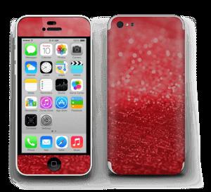 Juleglitter Skin IPhone 5c