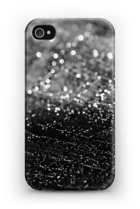 Nytårs Glitter  cover IPhone 4/4s
