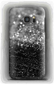 Schwarzer Diamant Handyhülle Galaxy S7