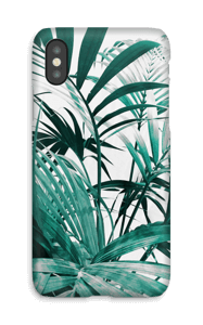 The Tropics case IPhone X