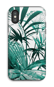 The Tropics case IPhone X tough