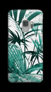 Tropenpflanze Handyhülle Galaxy S9