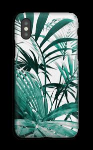 The Tropics case IPhone XS