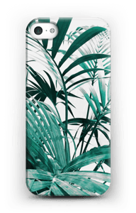 Hawaii blader deksel IPhone 5/5S