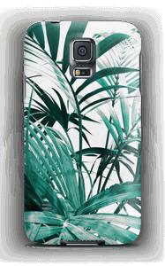 Tropenpflanze Handyhülle Galaxy S5