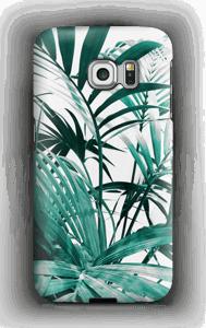 Tropenpflanze Handyhülle Galaxy S6 Edge