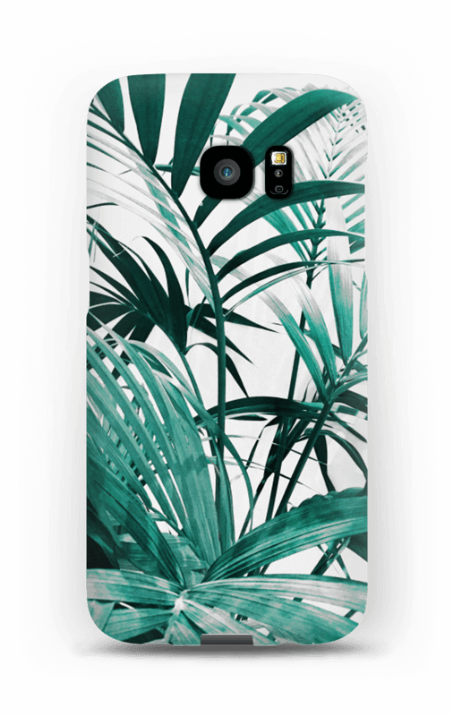 The Tropics case Galaxy S7 Edge
