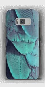 Paradiesvogel Handyhülle Galaxy S8